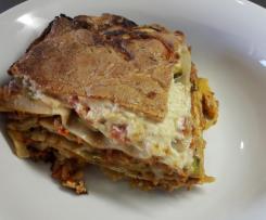 Lasagne, vegan