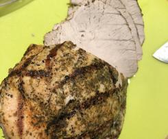 Putenbraten zart und saftig