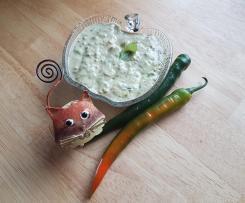 Orientalischer Feigen – Chili Brotaufstrich/ Dip