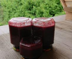 Kirsch-Rum-Marmelade