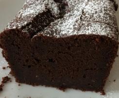 Apfel  - Schokoladenkuchen - sehr saftig