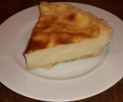 Französischer Puddingkuchen - Flan Pâtissier