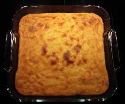 Süßer Reisauflauf mit Quark