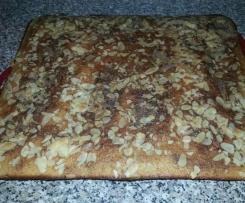 Apfelkuchen RatzFatz / Blechkuchen