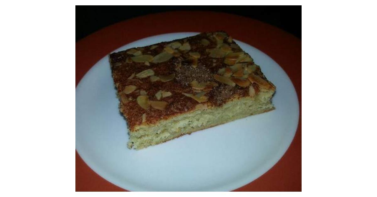 Apfelkuchen Ratzfatz Blechkuchen Von Sahu80 Ein Thermomix