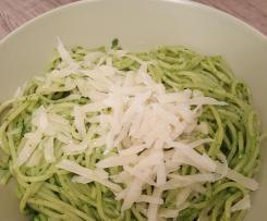 Spinat-Kürbiskern-Pesto