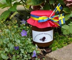 Schwedische karamellisierte Apfelmarmelade