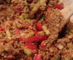 Quinoa-Linsen-Salat