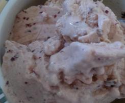 Zwetschgen-Joghurt-Eis mit Zimt (oder Pflaumen ;-) )