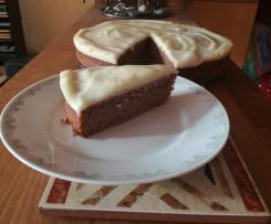 Kürbis- oder Karottenkuchen ohne Mehl