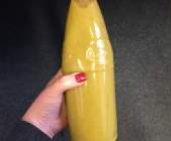 """Grüner Smoothie """"Fruchtbombe"""""""