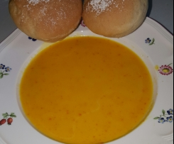 Kürbissuppe for Kids