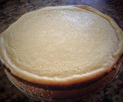 Fruchtiger Käsekuchen/ Käse-Mandel-Torte