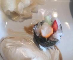 Chiba Soße zu Sushi
