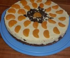 Drei Tage Orangen Torte