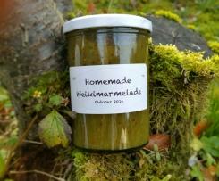 Weiki-Marmelade (Bayerische Kiwi)