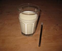 Vanillemilch