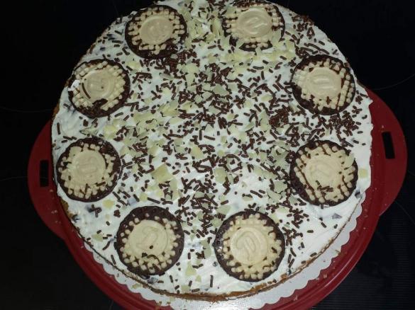 Schokokuss Torte Von Truppilite2010 Ein Thermomix Rezept Aus Der