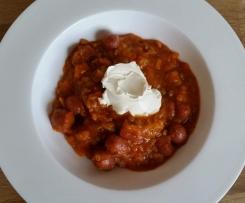 Aschenputtel-Suppe (Linsensuppe)