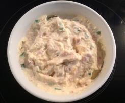 Eier-Schinken-Senf Brotaufstrich