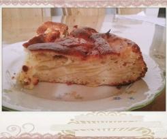 Apfelkuchen (Torta di mele)