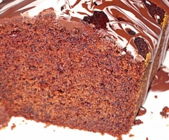 Bananen - Gewürzkuchen mit Schokolade * Schokoladenkuchen * Bananenkuchen * super luftig und locker