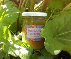 Rhabarber-Ingwer-Marmelade