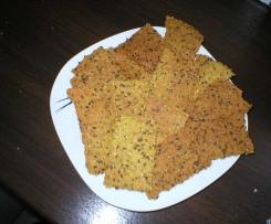 Knäckebrot (Gluten- und Laktosefrei)