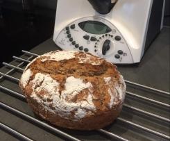Mein WOW Brot          -    6-Korn, Dinkelbrot
