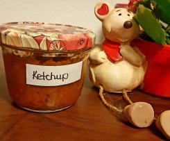 Ketchup, ohne Zucker und Zwiebel