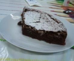 Schokoladenkuchen - Mandelkuchen Capri