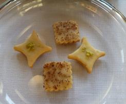 Nussig schmeckende Plätzchen für Nussallergiker