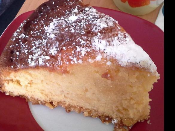Orangen Buttermilch Kuchen Fruchtig Und Schnell Von 67ige Ein