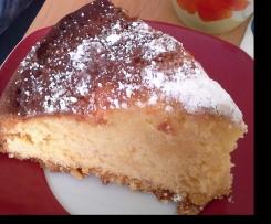 Orangen-Buttermilch Kuchen (fruchtig und schnell)