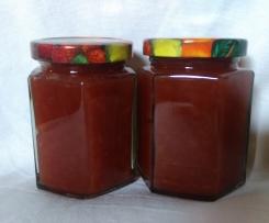 Apfel-Glühwein-Marmelade