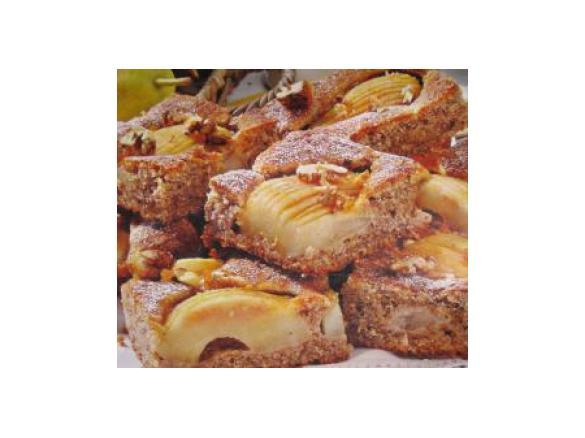 Blitz Birnen Walnuss Kuchen Von Damapali Ein Thermomix Rezept Aus