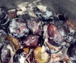 Pflaumen Marmelade