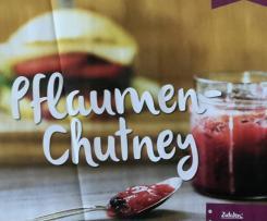 Pflaumen-Chutney