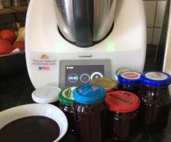 Heidelbeer Marmelade mit Zimt