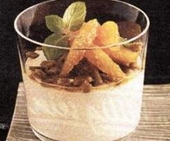 Marzipan-Mango-Trifle