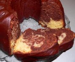 Der lockerste Marmorkuchen