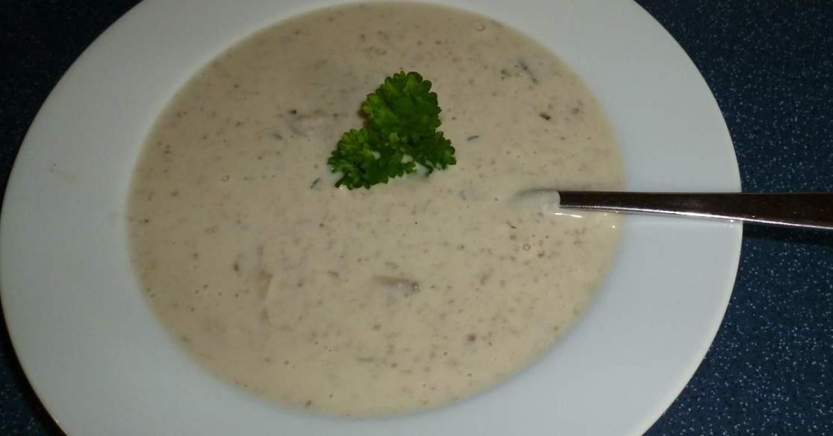 championcremesuppe von fraumohr ein thermomix rezept aus der kategorie suppen auf www. Black Bedroom Furniture Sets. Home Design Ideas