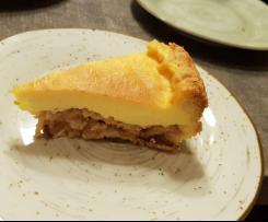 Variation Bratapfelkuchen