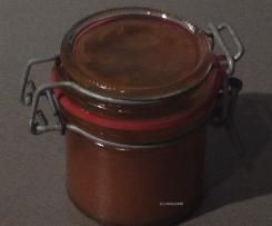 Nektarinen-Mango-Apfel-Marmelade