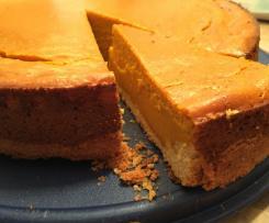 Pumpkin Pie / Kürbispastete