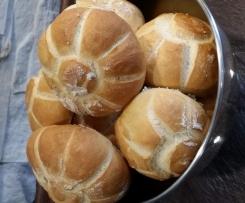 Semmeln wie vom Bäcker