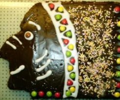 Luftiger Schokoladenblechkuchen RATZFATZ