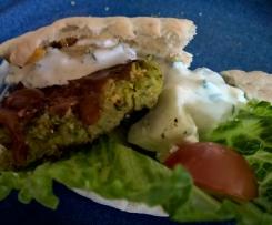Falafel im Pita