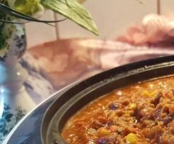 Chili con carne a la Mama Yps