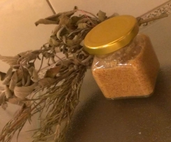 Feigen Senf - scharf